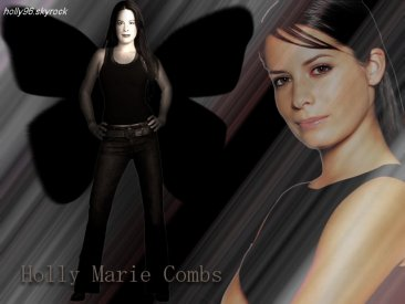 Holly Marie Combs and Piper (fiche d' identité rapide)
