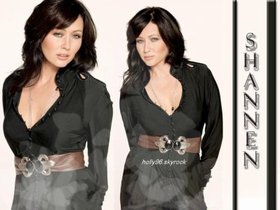 "Shannen Doherty and Prudence, ""Prue"" (fiche d' identité rapide)"