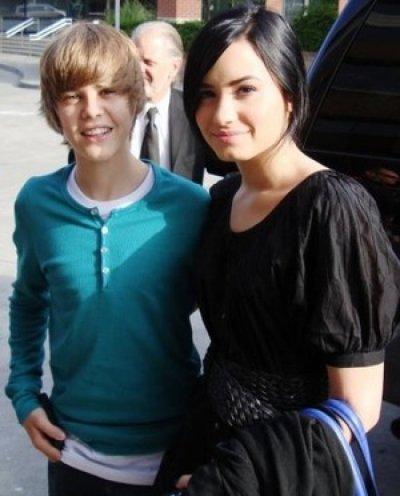 Demi + Justin = peut etre ensemble