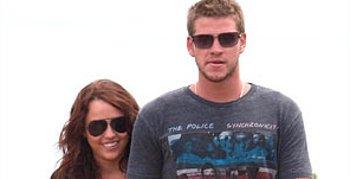 News : Un mariage en vue pour Miley et Liam !