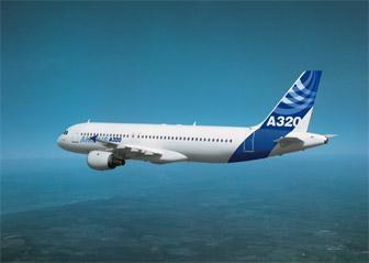zoom sur un avion..