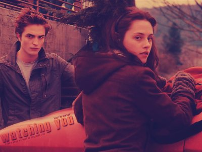 <3 Edward et Bella <3