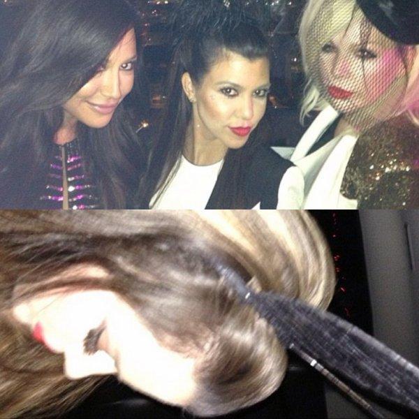 """16ème Anniversaire de Kylie sui était das une grande salle dont le thème était """" Alice au pays des merveilles """""""
