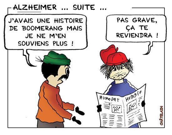 Alzheimer ???