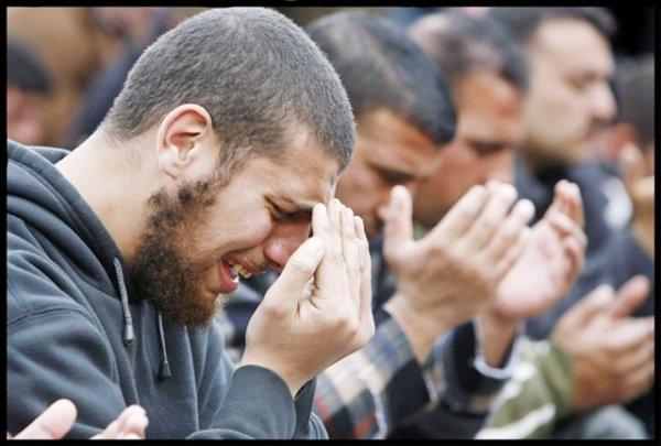 Les larmes pour ALLAH