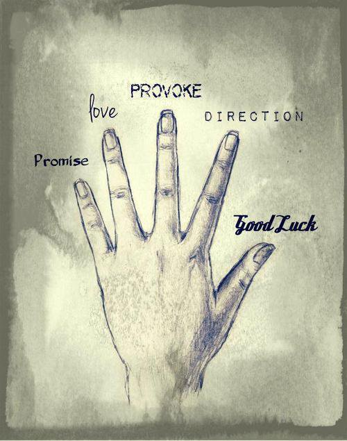 Les ami(e)s se comptent sur les doigts d'une main.