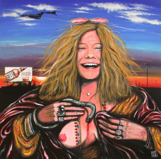 I Need A Man To Love - Janis Joplin