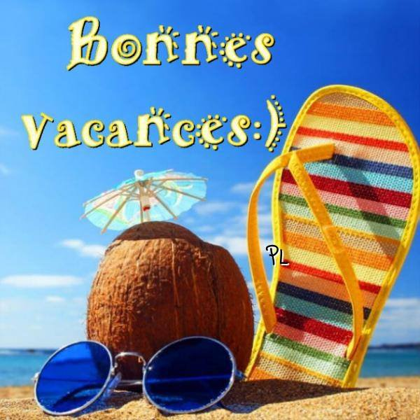 youpi...!!!! cet am les vacances  !!