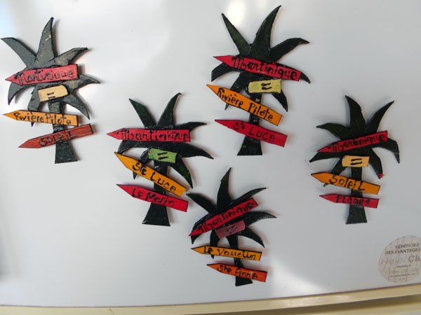 magnets de ma fabrication