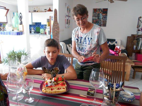anniversaire arthur...13 ans le 11 mars