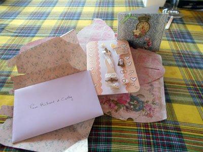 merci marie thé pour ces jolies cartes