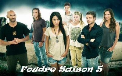 Foudre saison 5