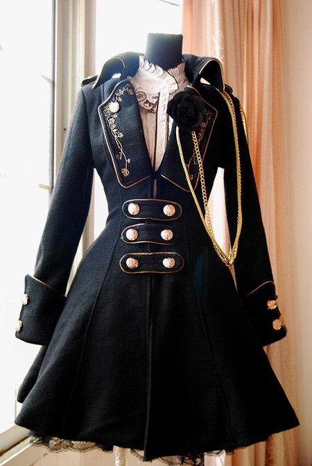 Je veux ce manteau et je l'aurais ! *p*