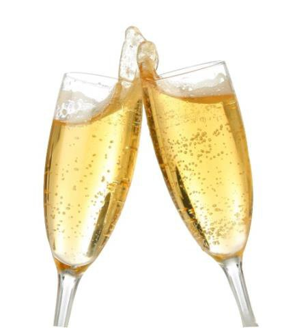 champagne ..................chérie