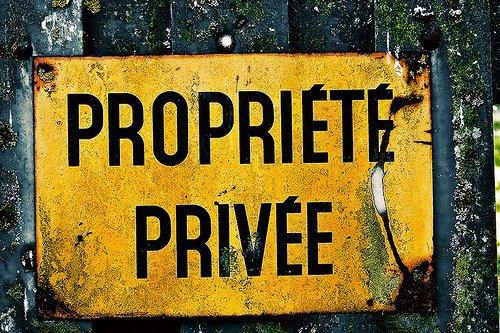c et privée et oui