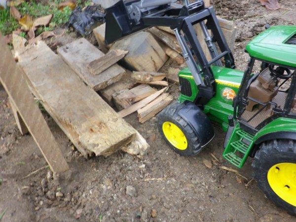 ramasage  de  bois