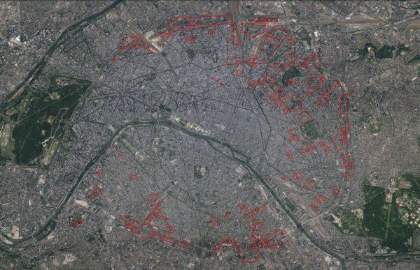 Prèsentation / Toute les cités de Paris (75)