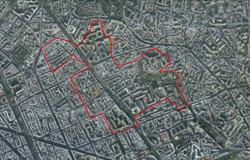 QUARTIERS PRIORITAIRES : PARIS 20EME