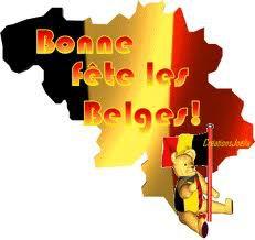 bonne fete national belge le 21 juillet