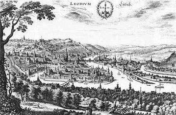 Ferdinand de Bavière (1612-1650) et le demi-liard (Dgs 1046, Chestret 611) atelier de Liège