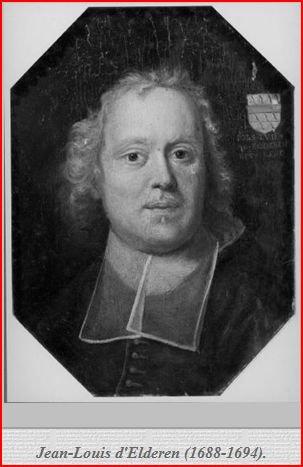 Jean-Louis d'Elderen (1688-1694) et le ducaton (Dgs 1122, Chestret 652) atelier de Liège