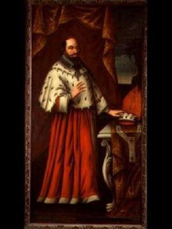 Ferdinand de Bavière (1612-1650) et le liard (Dgs 1039, Chestret 632) atelier d'Hasselt