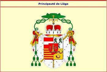 Sede vacante 1724 et le liard (Dgs 1150, Chestret 673) atelier de Liège
