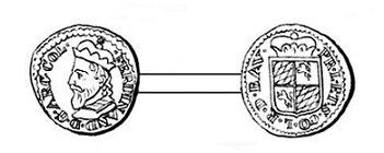 Ferdinand de Bavière (1612-1650) et le liard (Dgs 1072, Chestret 617) atelier indéterminé