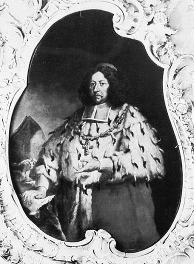 Maximilien-Henri de Bavière (1650-1688) et le ducat (Dgs 1096, Chestret 633) atelier de Liège