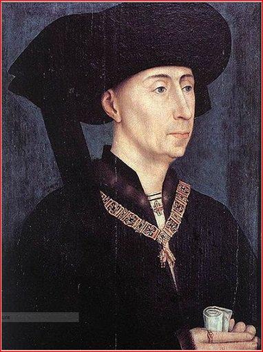 Louis de Bourbon (1456-1482) et le patard (Dgs 704, Chestret 354) atelier de Liège