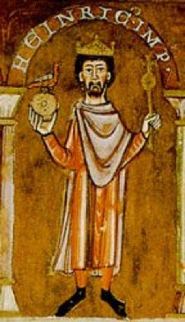 Henri de Verdun (1075-1091) et le denier (Dgs 195) atelier de Maastricht
