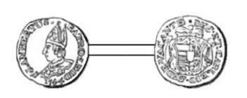 Sede vacante 1744 et le ducat (Dgs 1154, Chestret 675) atelier de Liège