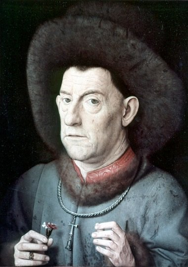 Jean de Bavière (1389-1418) et le brûlé (Dgs 619, Chestret 297) atelier de Liège