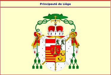 Sede vacante 1784 et l'escalin (Dgs 1193, Chestret 701) atelier de Liège