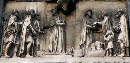 Wazon (1042-1048) et le denier (Dgs 143) atelier de Liège