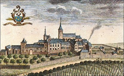 Albéron Ier de Louvain (1122-1128) et le denier (Dgs 275, Chestret 72) atelier indéterminé