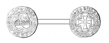 Erard de la Marck (1506-1538) et le brûlé (Dgs 836, Chestret 451) atelier de Liège