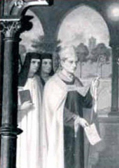 Robert de Thourotte (1240-1246) et le denier (Dgs 471, Chestret 201) atelier de Dinant