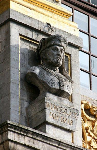 Arnould de Hornes (1378-1389) et le brûlé (Dgs 594, Chestret 272) atelier de Liège