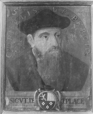 Corneille de Berghes (1538-1544) et le brûlé (Dgs 864, Chestret 469) atelier de Maastricht