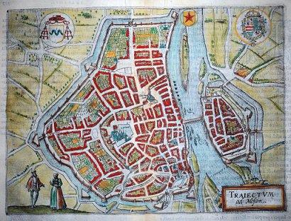 Réginard (1025-1037) et le denier (Dgs 113) atelier de Maastricht