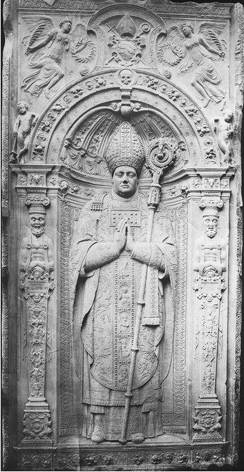 Réginard (1025-1037) et le denier (Dgs 115) atelier de Huy