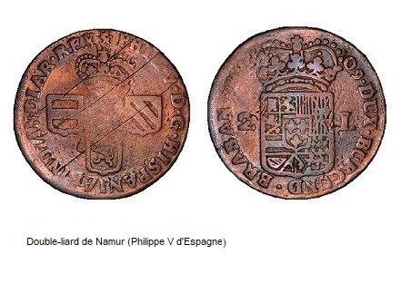 Joseph-Clément de Bavière (1694-1723) et le liard (Dgs 1141, Chestret 665) atelier de Liège