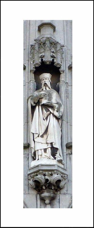 Albert de Cuyck (1194-1200) et le denier (Dgs 397, Chestret 142) atelier de Liège