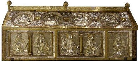 Notger (972-1008) et le denier (Dgs 41) atelier de Huy