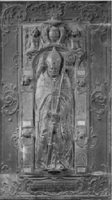 Baldéric II de Looz (1008-1018) et le denier (Dgs 54) atelier de Maastricht