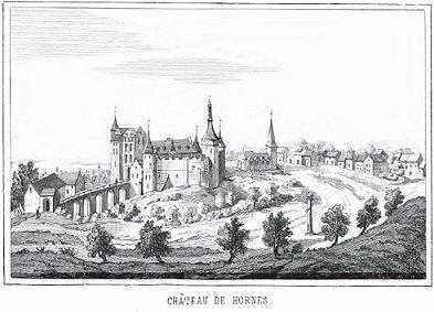 Jean de Hornes (1484-1505) et le patard (Dgs 788, Chestret 408) atelier de Maastricht