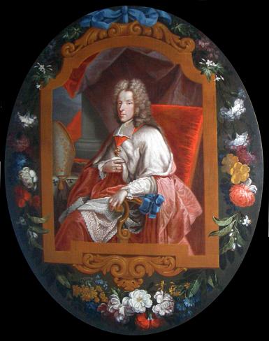 Joseph-Clément de Bavière (1694-1723) et le patagon (Dgs 1139, Chestret 663) atelier de Liège