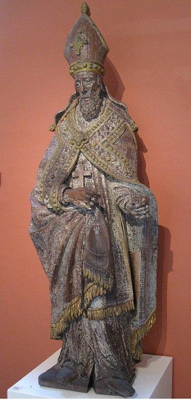Théoduin (1048-1075) et le denier (Dgs 170, Chestret 33) atelier de Huy