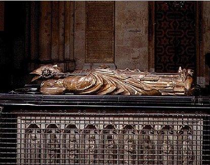 Englebert de la Marck (1345-1363) et le tiers de gros (Dgs 557, Chestret 243) atelier de Liège